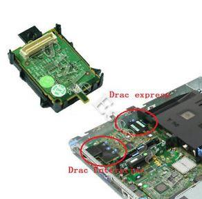 Dell iDRAC6 Express Remote Access Card PowerEdge R510 R515 Y383M JPMJ3
