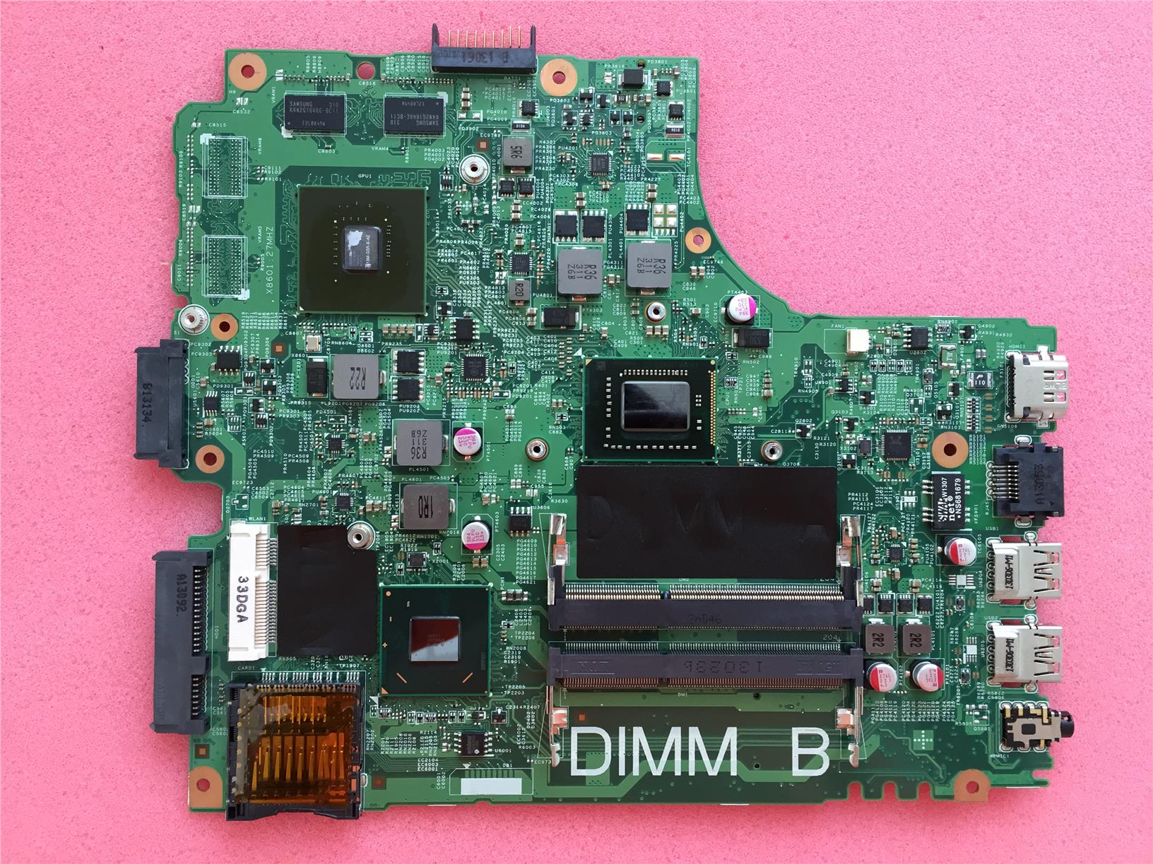 NEW Dell Inspiron 14 3421 5421 Intel Laptop Motherboard THCP7 0THCP7