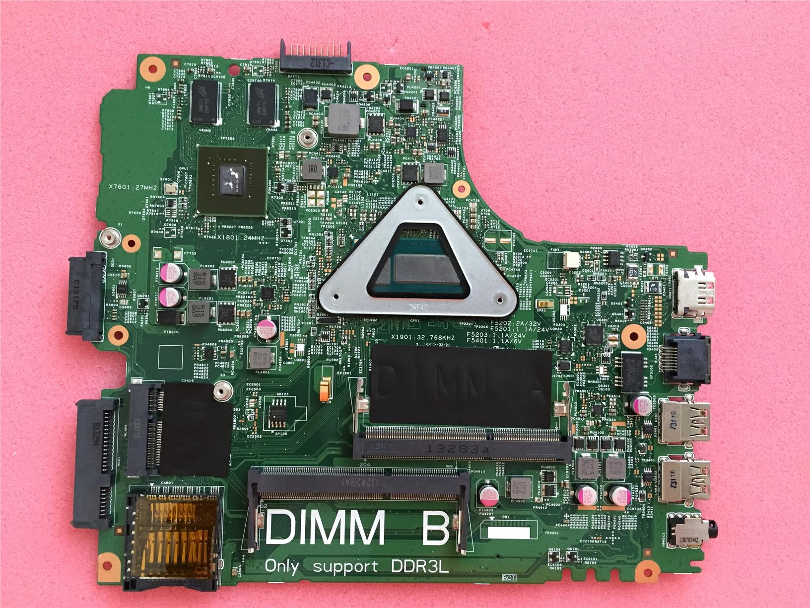 NEW Dell Inspiron 14 3421 5421 Laptop Motherboard 8RVFX 08RVFX