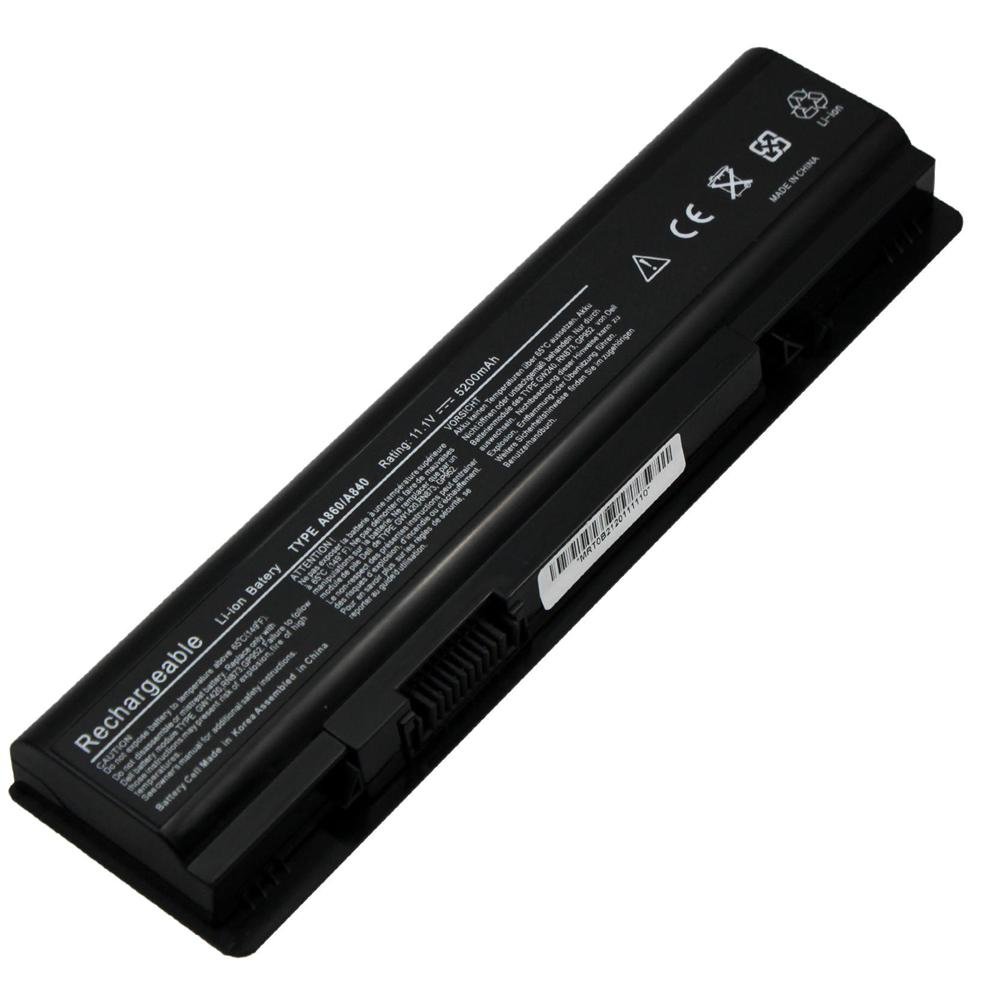 NEW DELL Inspiron 1410 Vostro 1014 1015 1088 A840 A860 Laptop Battery