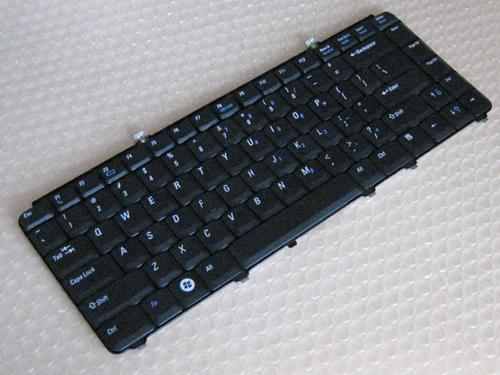 Dell Inspiron 1420 US Laptop Black Keyboard - OEM