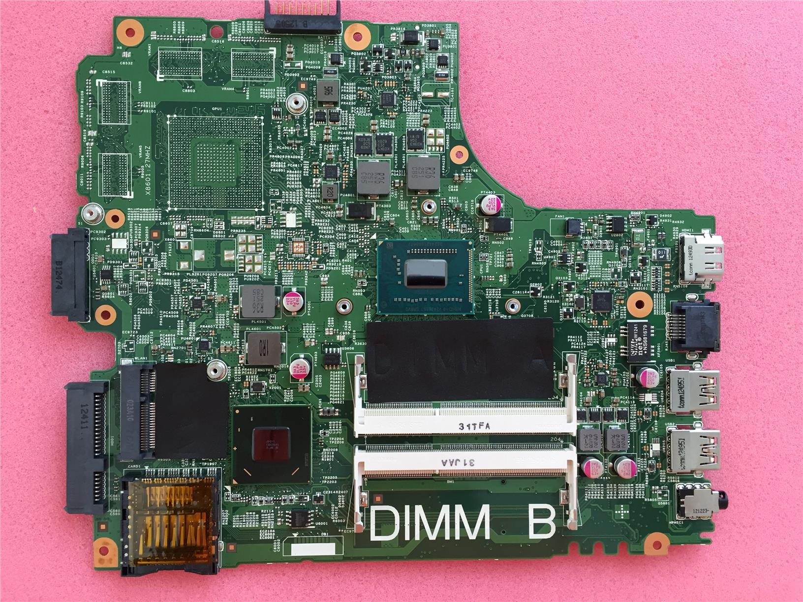 NEW Dell Inspiron 14r 5421 3421 Intel Laptop Motherboard WVWFH 0WVWFH