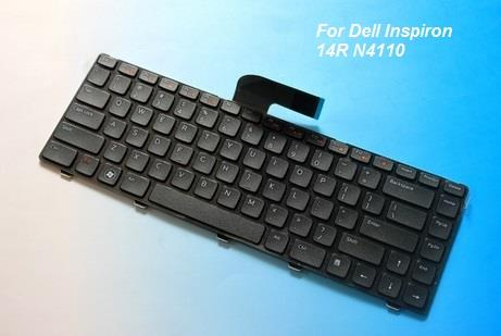Dell Inspiron 14R N4110 N4050 M4110 M411R OX38K3 Laptop Keyboard