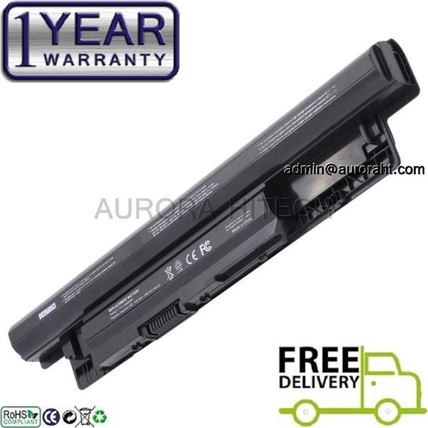New Dell Inspiron 15-3521 5521 5537 15R-3521 N3521 N3537 N5521 Battery