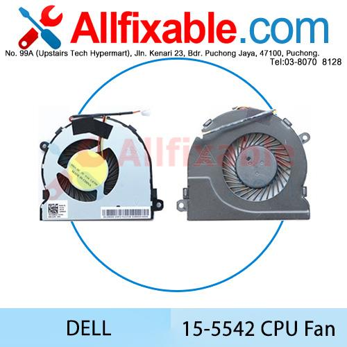 Dell Inspiron 15-5000 Series 15-5542 15-5447 15-5542 15-5543 CPU Fan