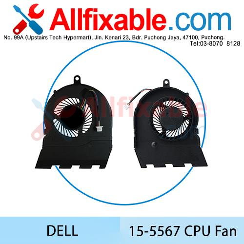 Dell Inspiron 15-5567 17-5767 CPU Fan