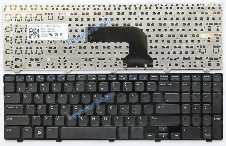 Dell Inspiron 15R 15 3531 3537 5520 5521 5537 Vostro 2521 Keyboard