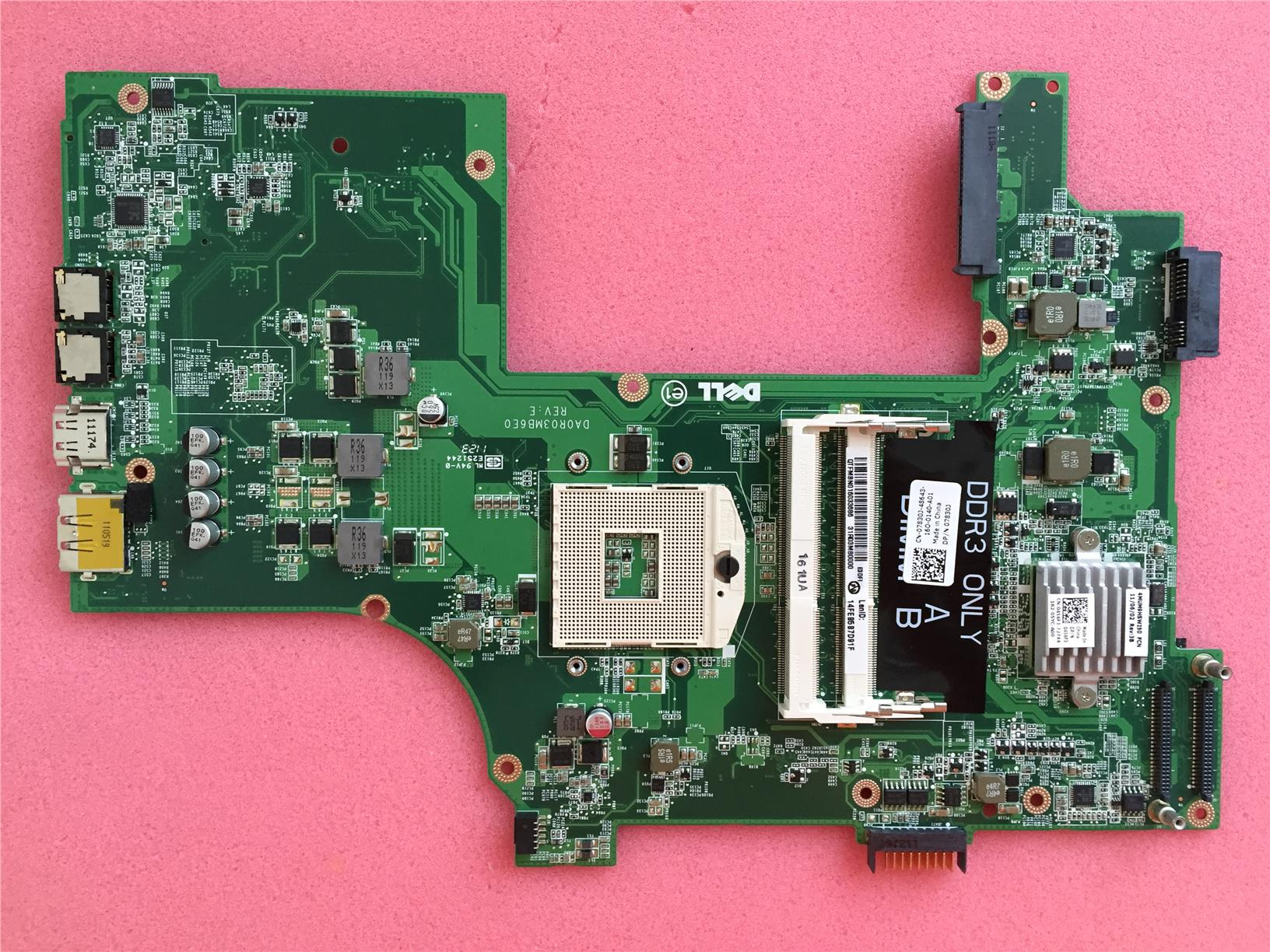 NEW Dell Inspiron 17R N7110 Motherboard 7830J 07830J