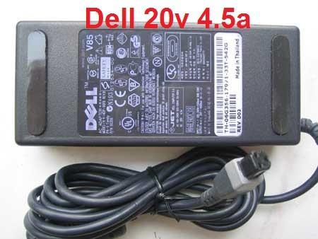 Dell Inspiron 2500 8000 4100 4150 5100 20V 4.5A AC Adapter