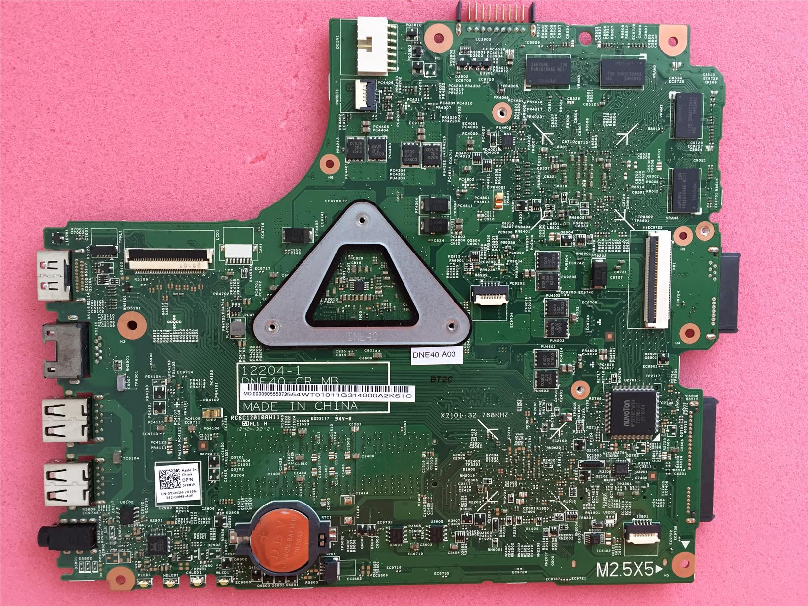 NEW Dell Inspiron 3421 OAK 14 Intel Laptop Motherboard YKN1H 0YKN1H