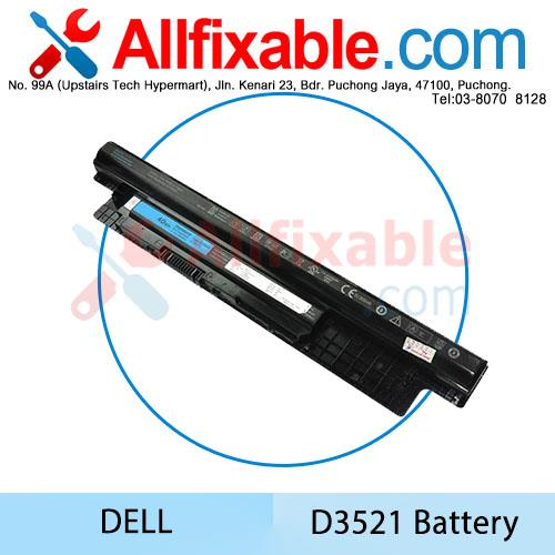 Dell Inspiron 3521 15-N5521 17-N3721 N3737 N5721 14R-3421 3437 Battery