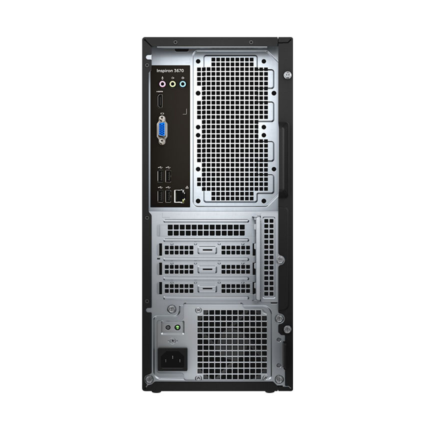 Dell Inspiron 3670 Desktop PC (i3-8100 3 60Ghz,1TB,4GB,W10)
