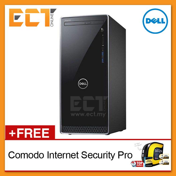 Dell Inspiron 3670 Desktop PC (i5-8400 4 0Ghz,1TB,8GB,W10P)