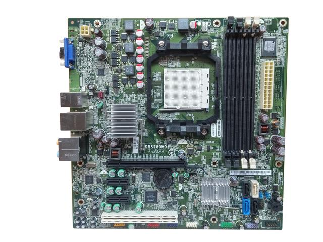 Dell Inspiron 519 DT AM2 Motherboard Replacement K071D 0K071D