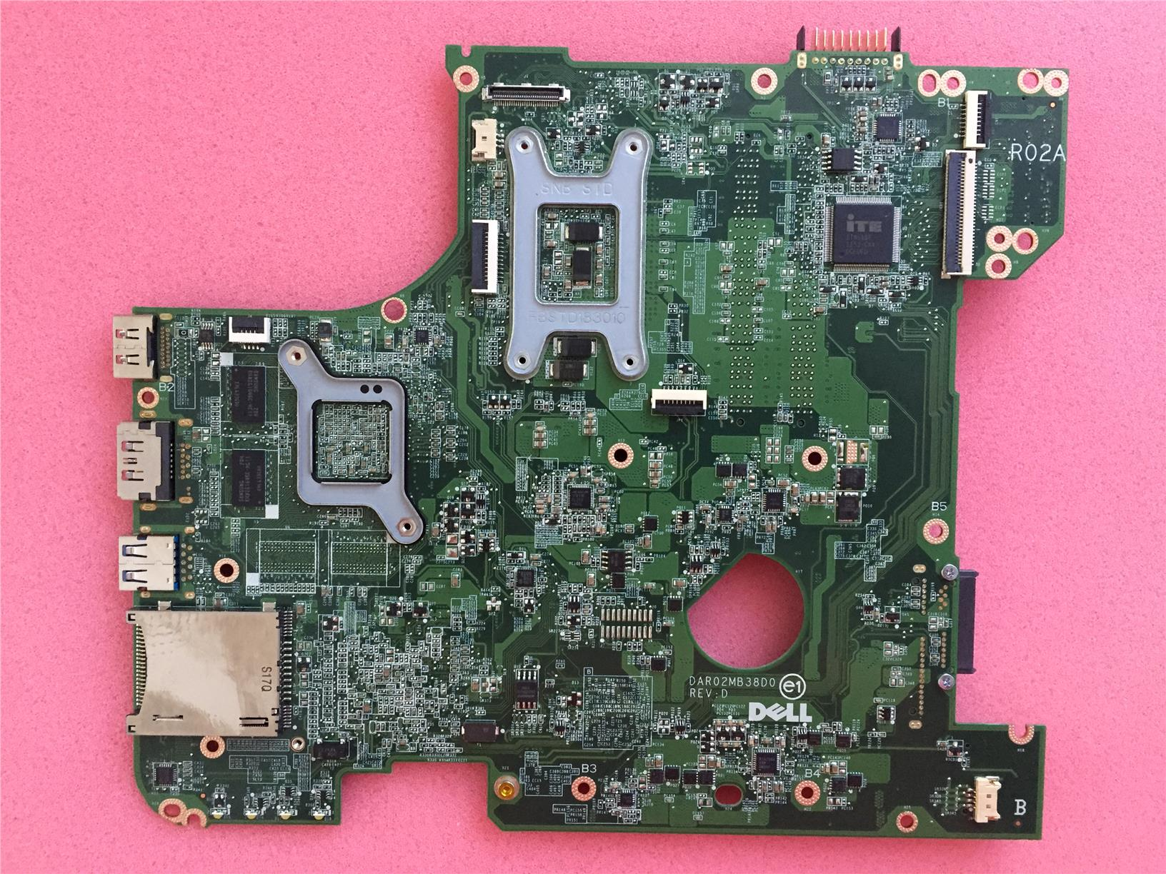 Dell Inspiron M411R AMD Laptop Motherboard 5XPN7 05XPN7