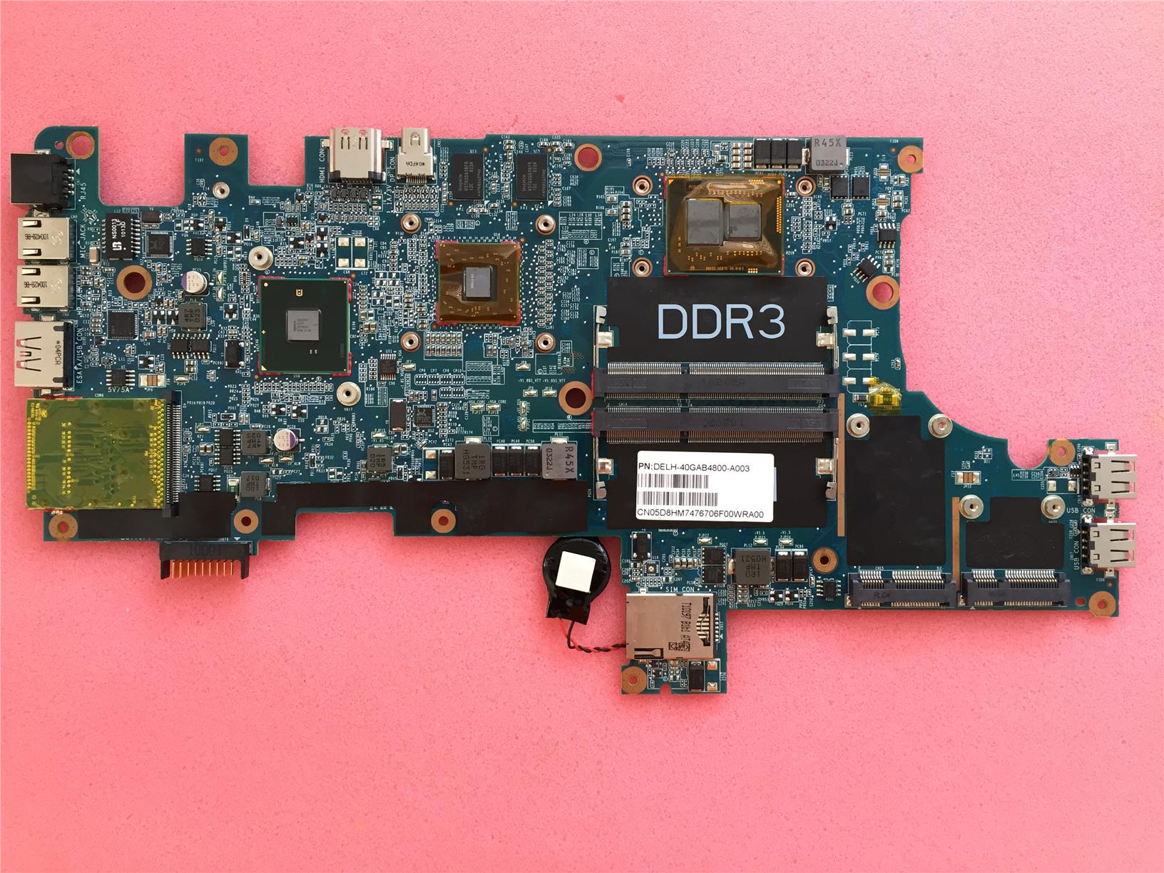 NEW DELL Inspiron N301z Intel Laptop Motherboard 5D8HM 05D8HM