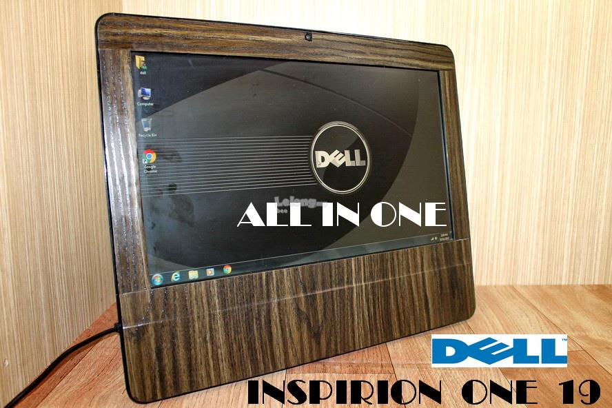 Dell Inspiron One ALL IN ONE ,Intel C2D 2.33Ghz,4gb,160gb hdd ,CNC