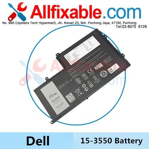 Dell Latitude 15-3550 3450 3550 14-3450 0PD19 Laptop Battery