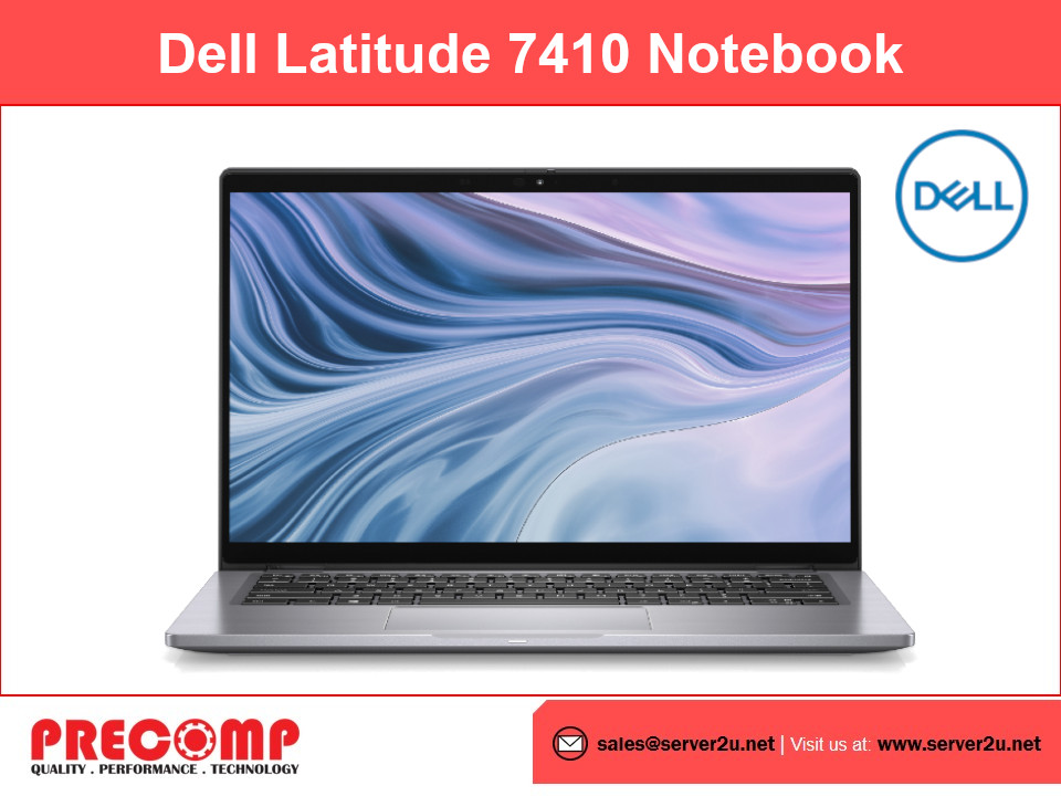 Dell Latitude 7410 Notebook (I7-10610U.16GB.512GB)