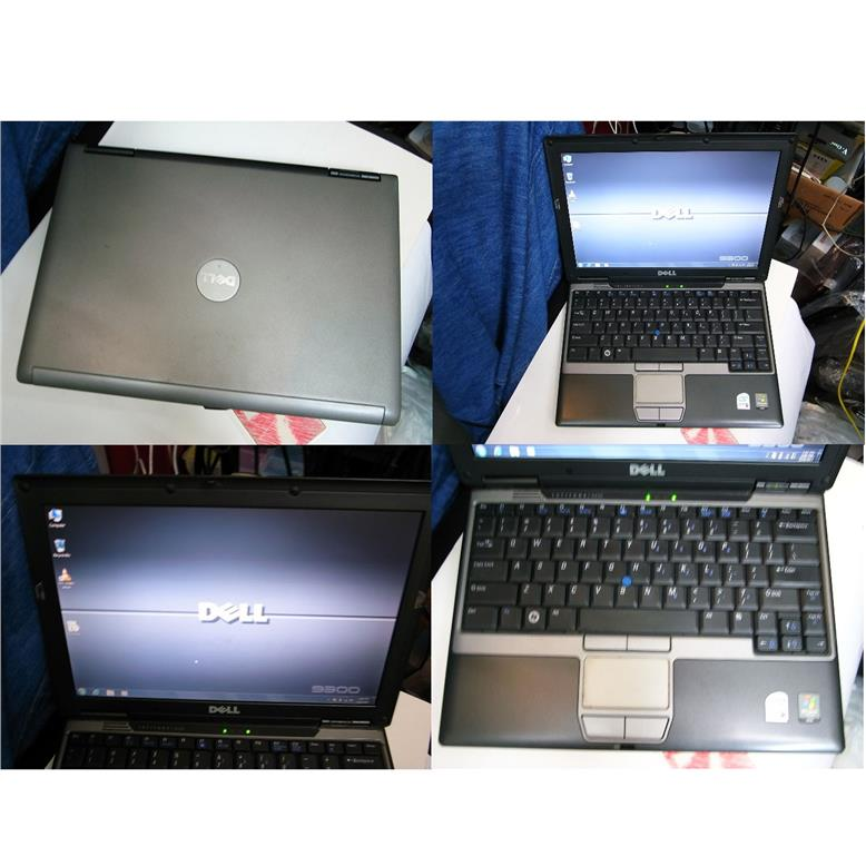 DeLL Latitude D430 12 inch U7600 Notebook Laptop Rm370