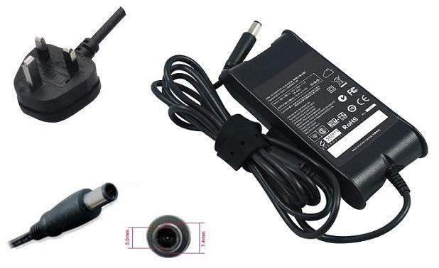 Dell Latitude D520 D500 D420 D410 D430 19.5V 4.62A 7.4X5.0 AC Adapter