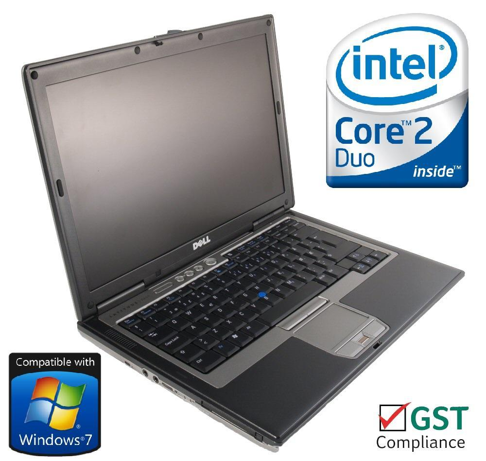 DELL LATITUDE D620 D630 Serial up to Core2Duo 2Ghz 2GB 80GB Laptop