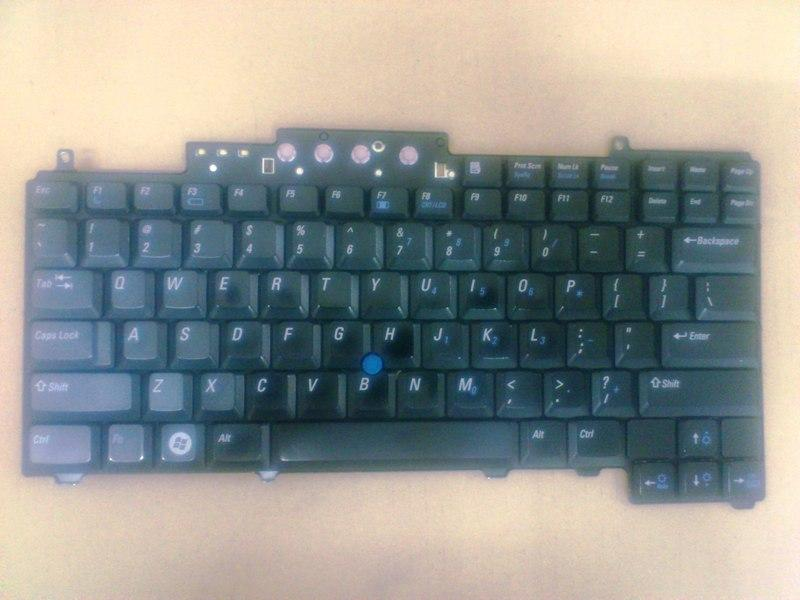 Dell Latitude D620 Notebook Keyboard 050213
