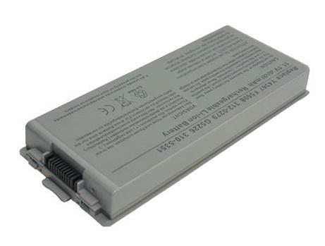 Dell Latitude D810 Inspiron 8600m Precision M70 Y4367 Battery
