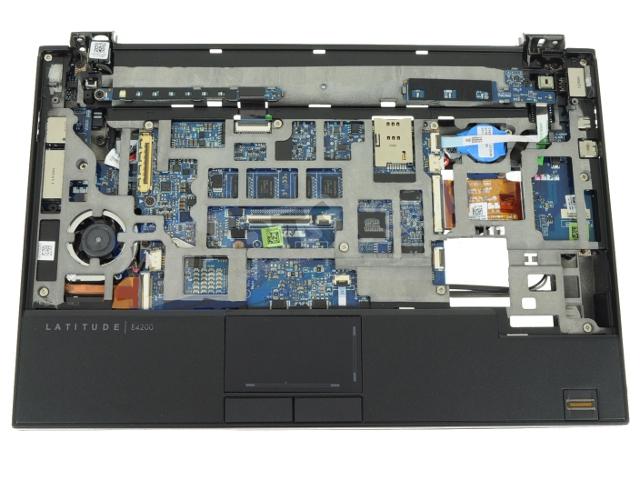 Dell Latitude E4200 1.60Ghz Motherboard Kit / Base Barebones Assembly