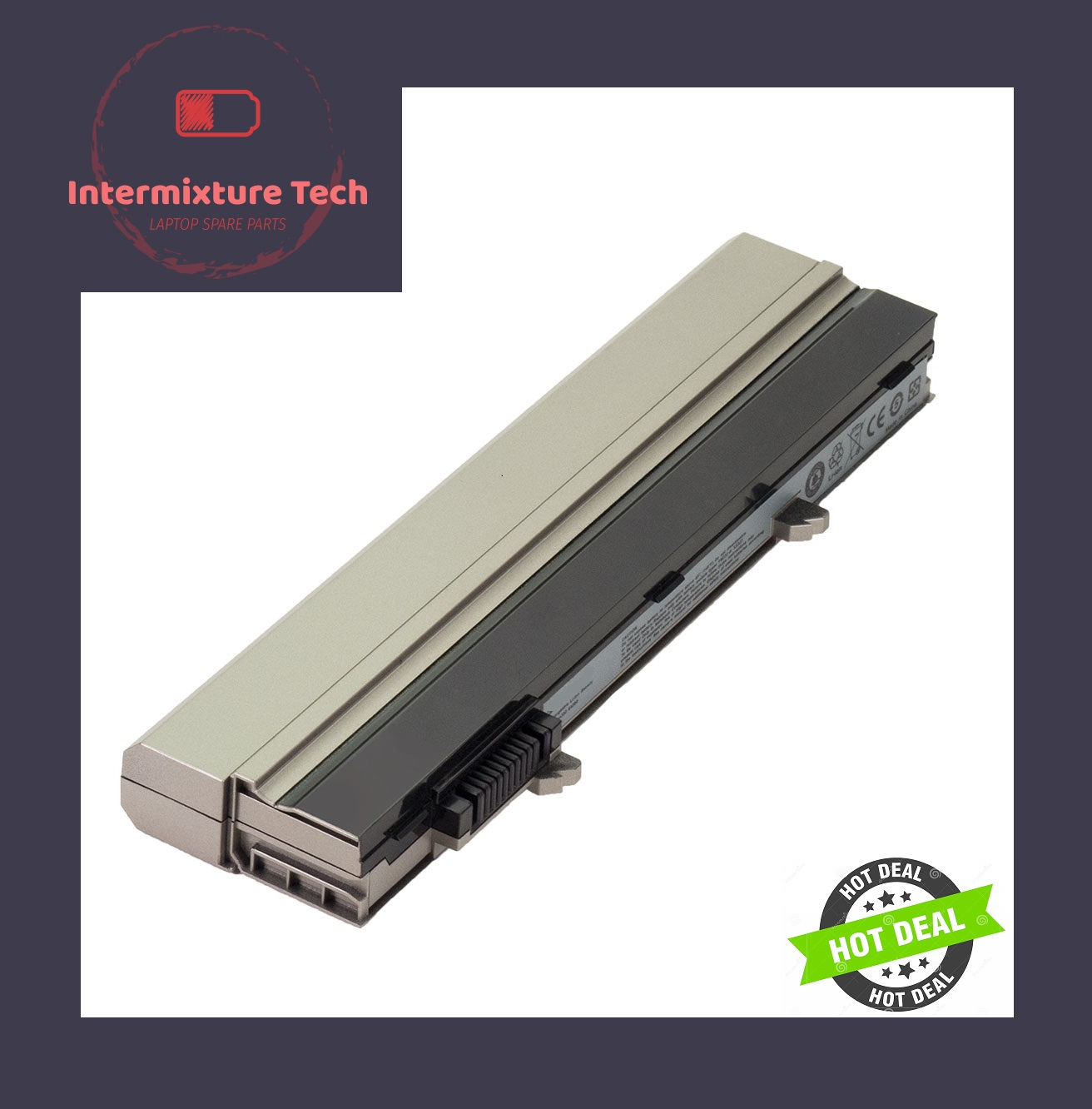 Dell Latitude E4300 E4310 E4320 E4400 0FX8X 8N884 8R135 H979H BATTERY