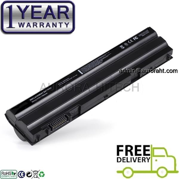 Dell Latitude E5520M E5520 E5430 E5420 ATG E5420M 9C 7800mAh Battery