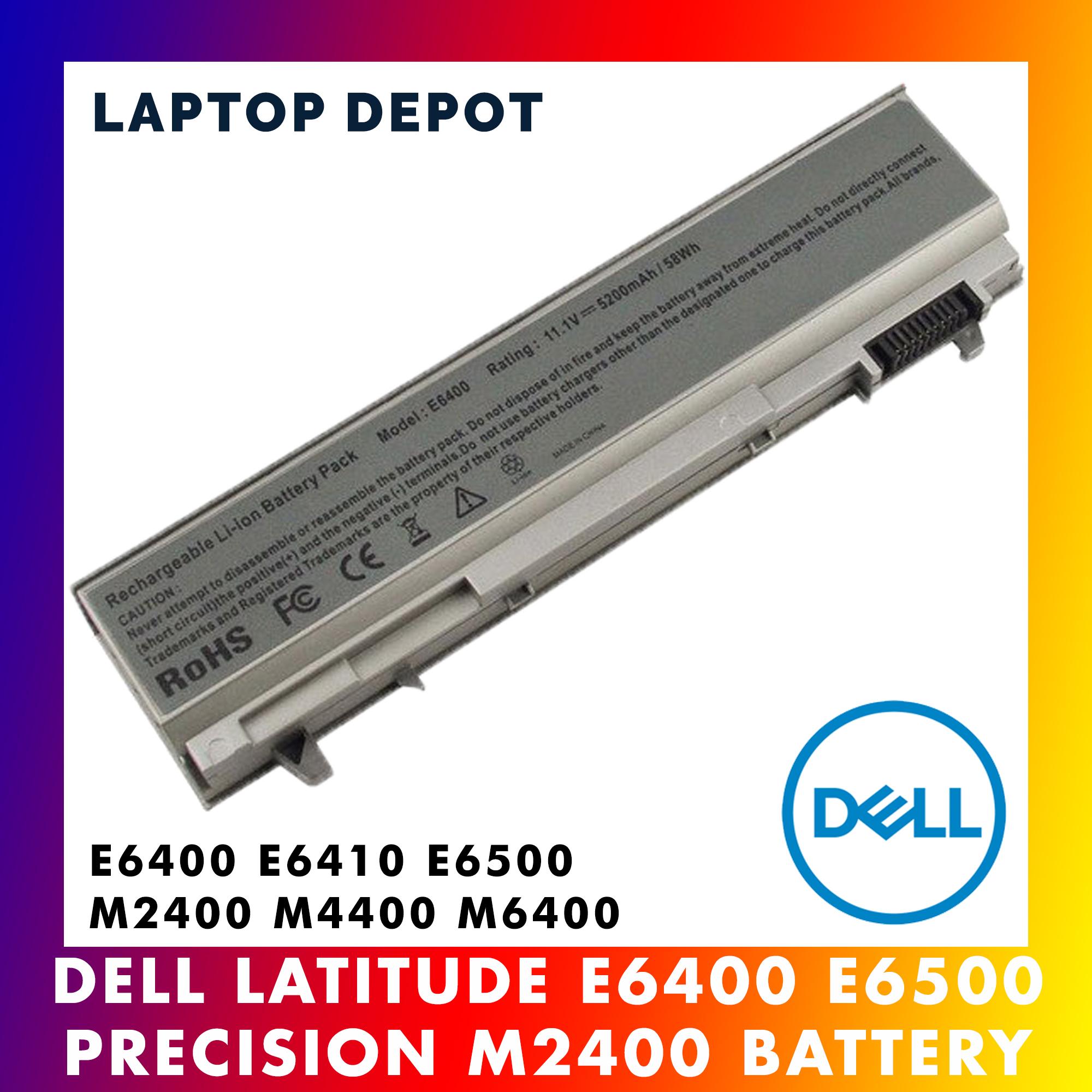 Dell Latitude E6400 E6410 E6500 M2400 M4400 PP27L KY268 Battery