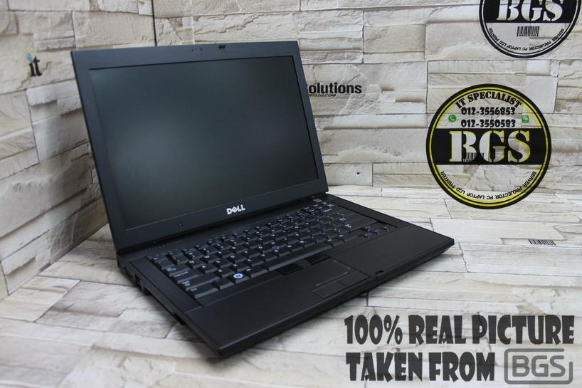 DELL Latitude E6400 Laptop Core 2 Duo 2.40Ghz,2Gb,250Gb hdd