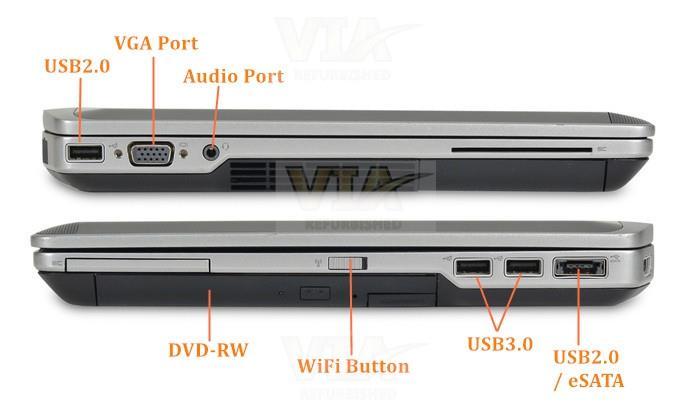 DELL LATITUDE E6430 I5 4GB 320 GB WINDOWS 7 PRO