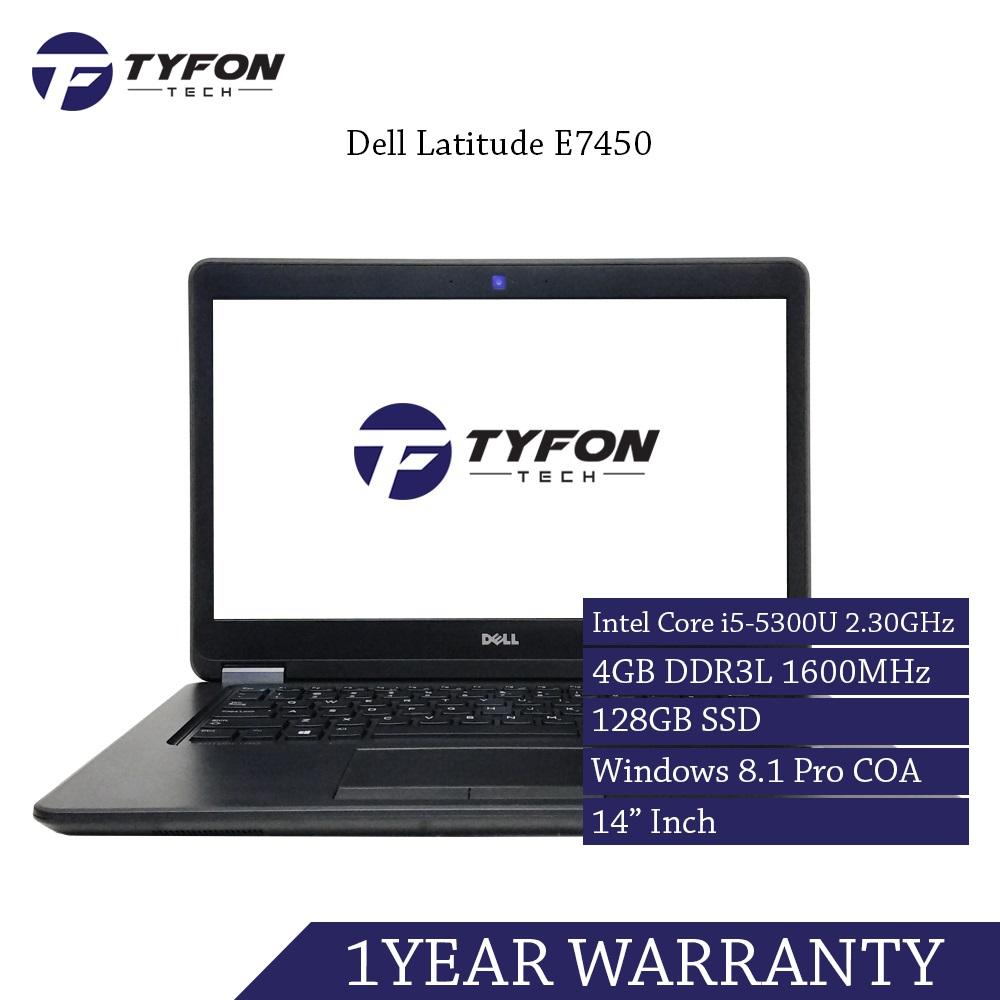 Dell Latitude E7450 i5 Laptop (Refurbished)