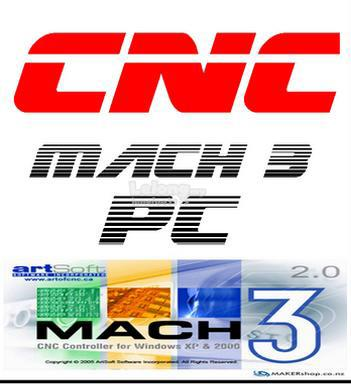 DELL Mach3 CNC Desktop pc