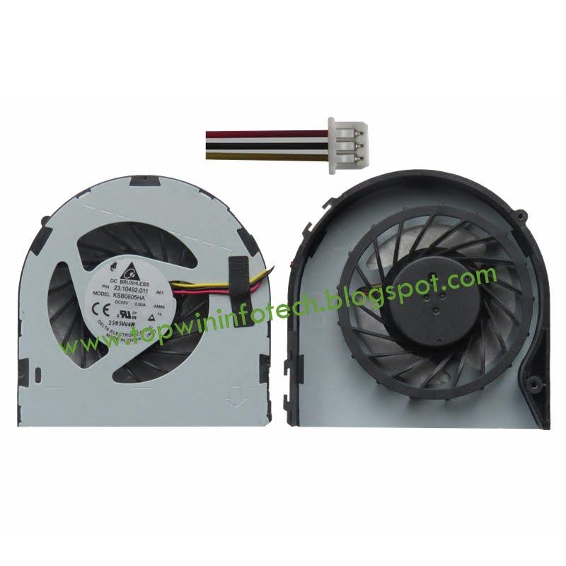 DELL N4050 M4040 N5040 N5050 M5040 V1450 COOLING FAN