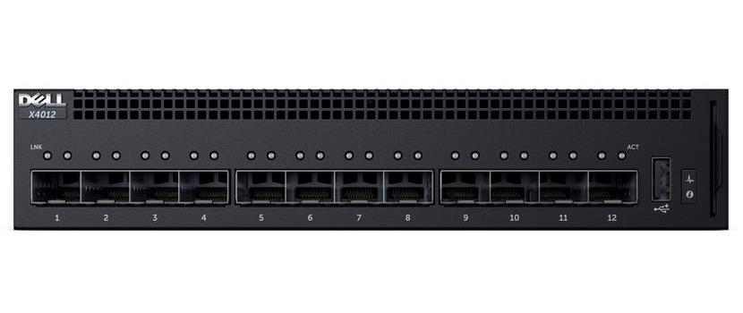 Dell Networking X4012 Smart Web Managed Switch (210-AEOQ-X4012)