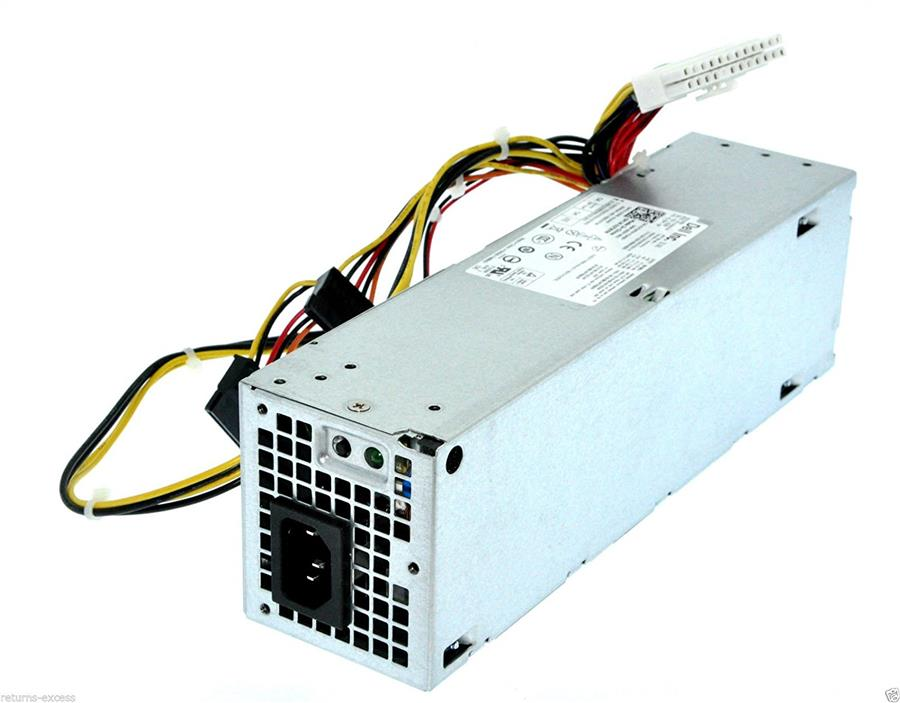 DELL Optiplex 3010 7010 9010 Small Form Factor SFF Power Supply PSU