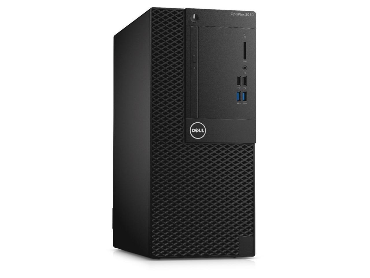 Dell Optiplex 3050 MT Desktop(i5-7500.4GB.1TB)Opt3050MT-i550|4G|1TB