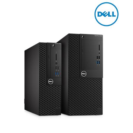 Dell Optiplex 3060 i3-8100/4GB/1TB/W10Pro/3Y PS/SFF