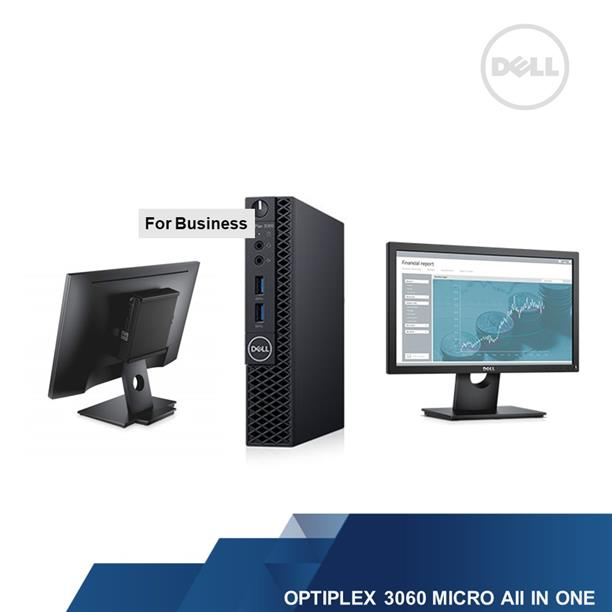 DELL OPTIPLEX 3060 MICRO AII IN ON (end 12/25/2020 12:00 AM