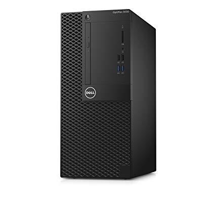 Dell Optiplex 3060 Minitower Desktop (i3-8100.4GB.1TB) OHB