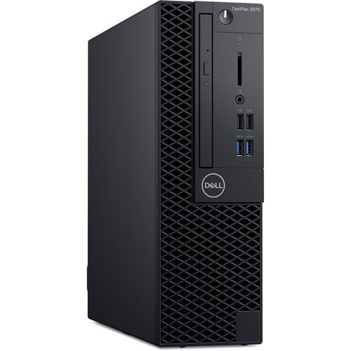 Dell Optiplex 3070 SFF Desktop (i5-9500.8GB.1TB) 3070SF-i5508G-1TB-W10