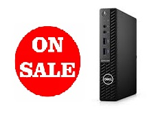 DELL OptiPlex 3080 i5-10500T Micro form 8GB M.2 256GB HDMI/ AX