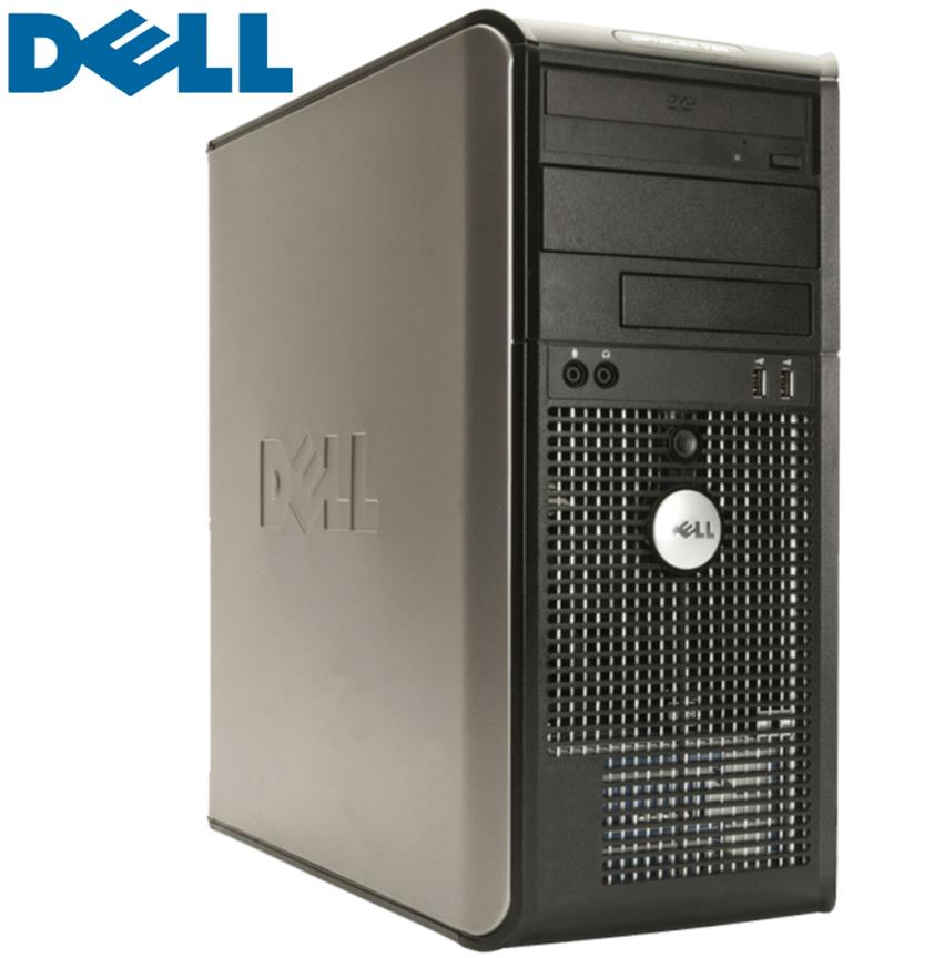 Dell Optiplex 360 Mini Tower C2D E6550 2GB DDR2 80GB