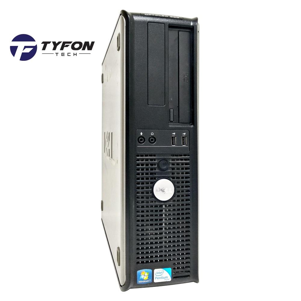 Dell Optiplex 380 DT Pentium Desktop PC Computer (Refurbished)