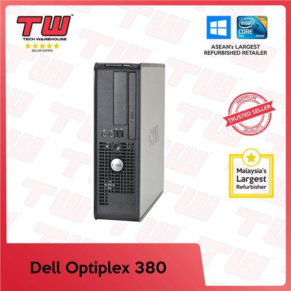 Dell Optiplex 380 (SFF) Desktop PC (Factory Refurbished)