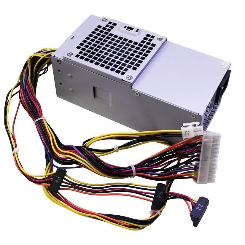 Dell Optiplex 390 DT 250W Power Supply HY6D2 8MH6N D250AD-00 (REF)