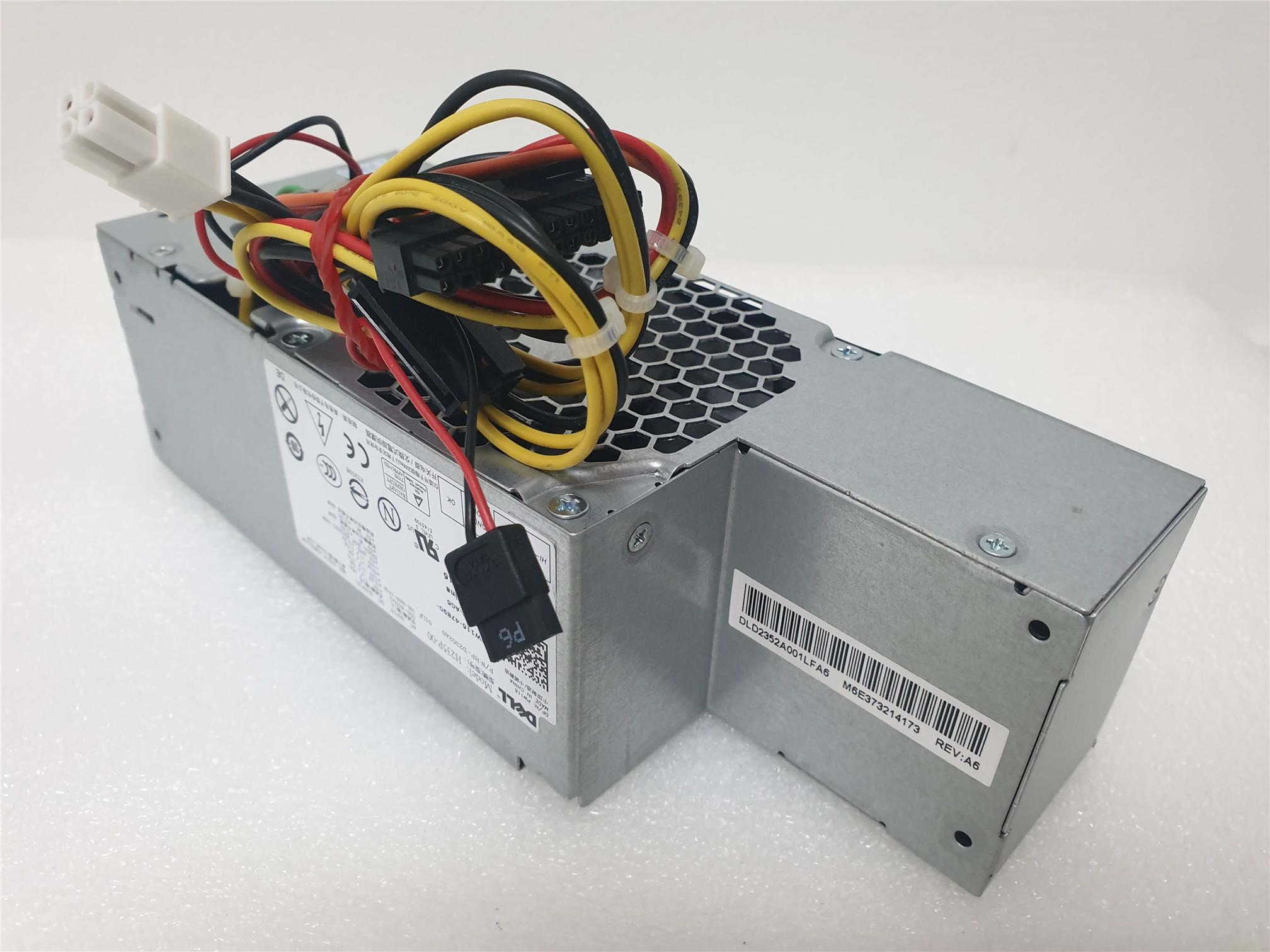 Dell Optiplex 580 SFF 235W Power Supply PSU PW116 H235E-00 (NEW)